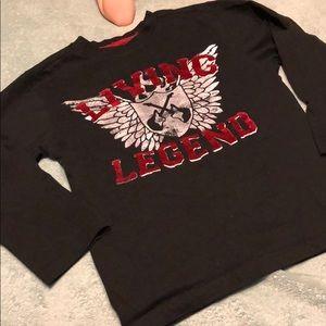 """living legend"""